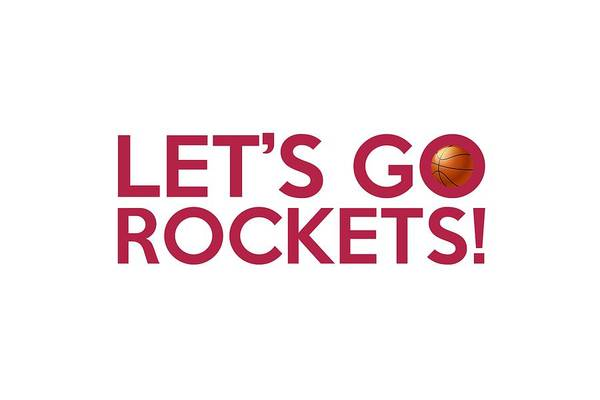 Painting - Let's Go Rockets by Florian Rodarte