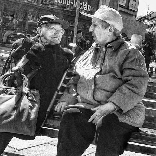 Portrait Photograph - Let's Go Sole!! #women #portrait by Rafa Rivas
