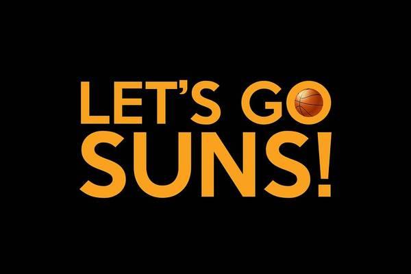 Wall Art - Painting - Let's Go Suns by Florian Rodarte