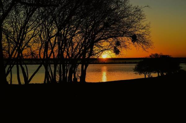 Photograph - Let's Watch Darkness Fade  My Love by Diana Mary Sharpton