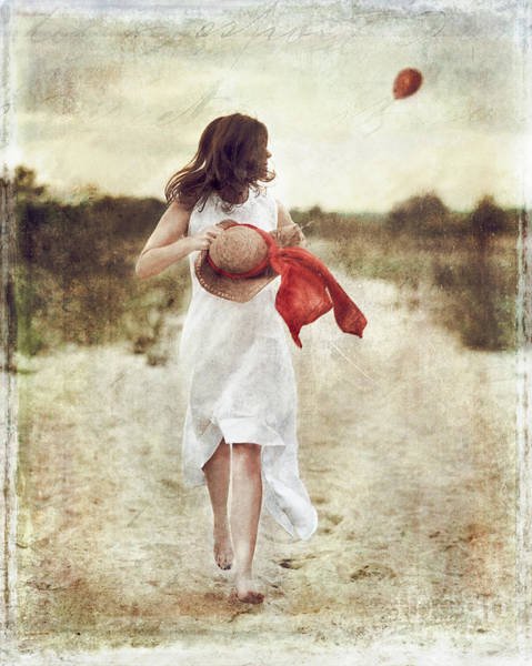 Photograph - Letting Go On Long Island, Ny by Alissa Beth Photography
