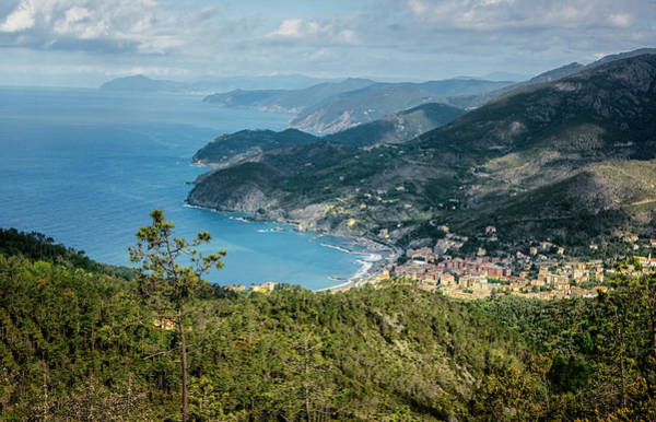 Photograph - Levanto Cinque Terre Italy by Joan Carroll