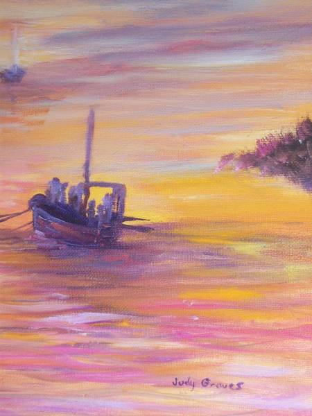 Louisiana Purchase Painting - Lewis And Clark Expedition by Judy Groves