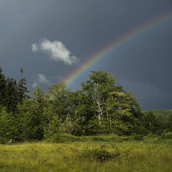 Photograph - Lewis And Clark Rainbow by Robert Potts