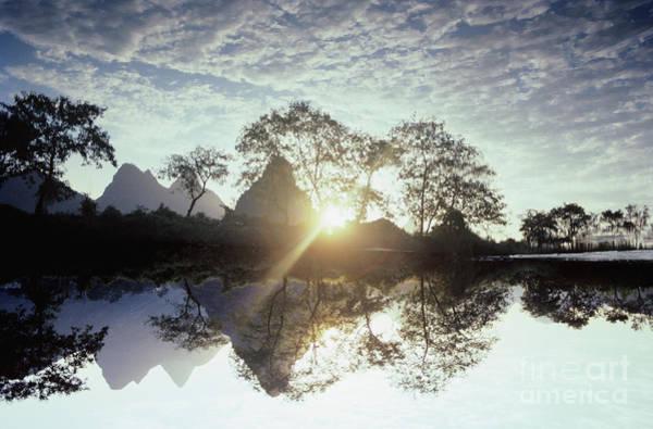 Expanse Photograph - Li River by Rita Ariyoshi - Printscapes
