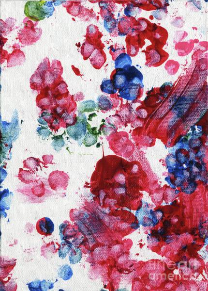 Faerie Painting - Lian's Garden 3 by Antony Galbraith