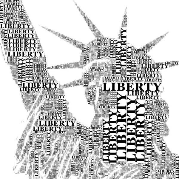 Photograph - Liberty by Alice Gipson