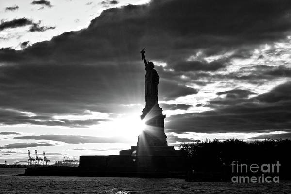 Photograph - Liberty by Ana V Ramirez