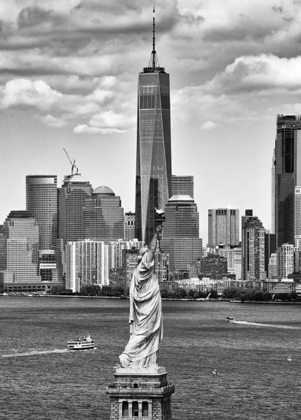 Photograph - Liberty And Freedom 2 by Rand