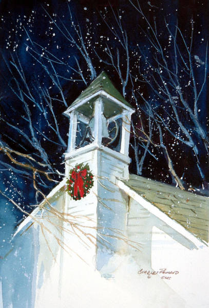 Painting - Liberty Christmas by Charles Rowland