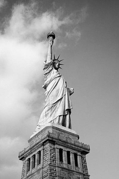 Photograph - Liberty I I I by Newwwman