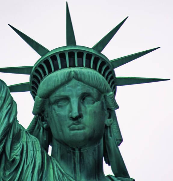 Lady Liberty Photograph - Liberty by Martin Newman