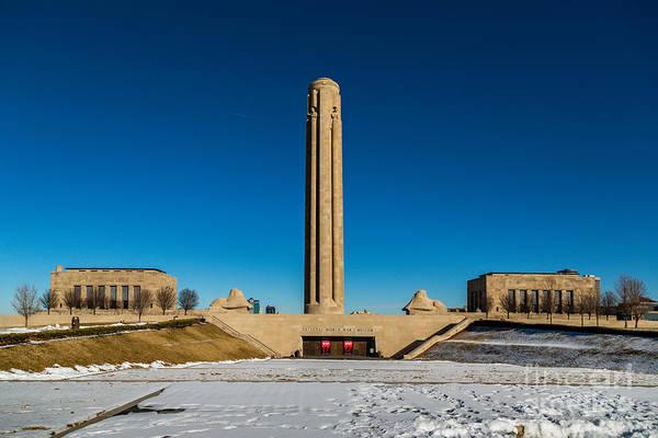 Photograph - Liberty Memorial by Jon Burch Photography