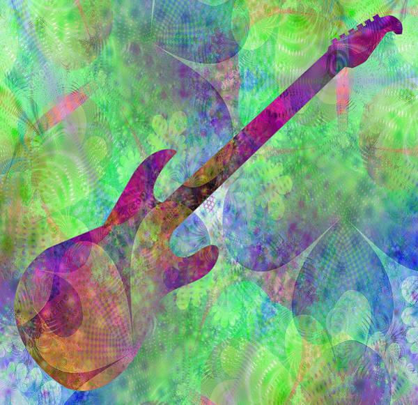 Joe Perry Digital Art - Liberty by Galeria Trompiz