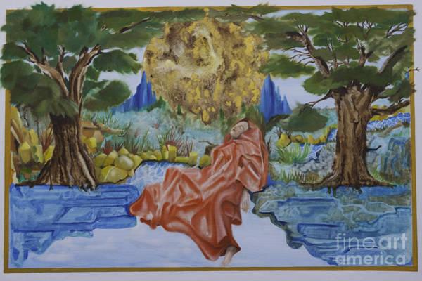 Painting - Libran Sleep by James Lavott