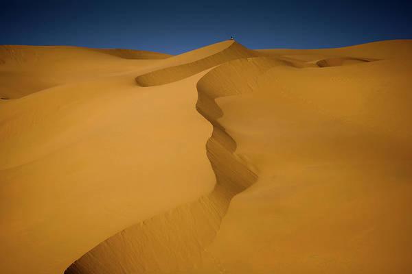 Photograph - Libya Dunes by Ibrahim Azaga