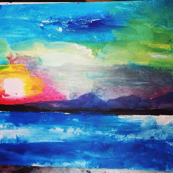 Wall Art - Painting - Life And High Places Of Love by Love Art Wonders By God