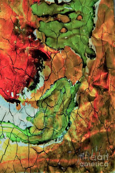 Bright Colours Mixed Media - Life In Colour by Jolanta Anna Karolska