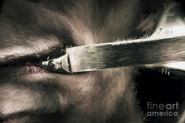 Serial Killer Painting - Life In The Knife Trade by Jorgo Photography - Wall Art Gallery