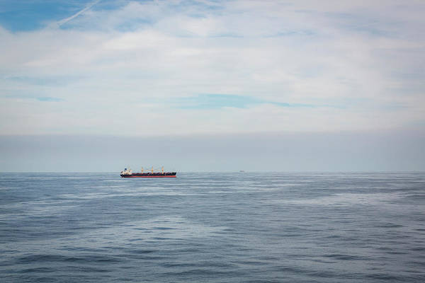 Photograph - Life In The Shipping Lane 2 by Raelene Goddard