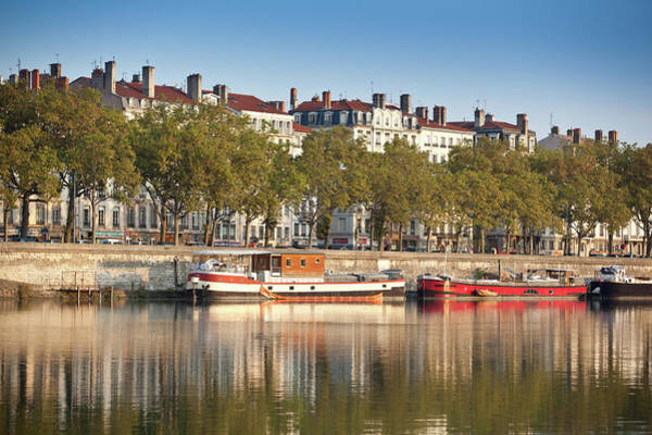 Photograph - Life On The Rhone by John Magyar Photography