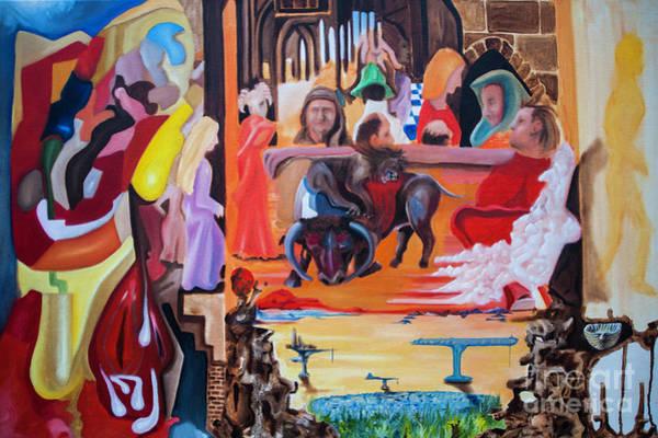Painting - Lifes Journey by James Lavott