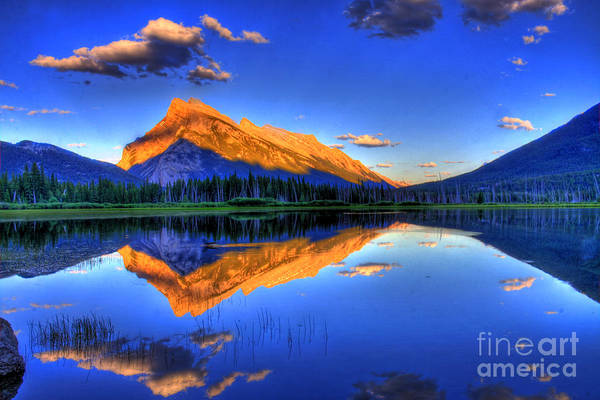 Rockies Wall Art - Photograph - Life's Reflections by Scott Mahon
