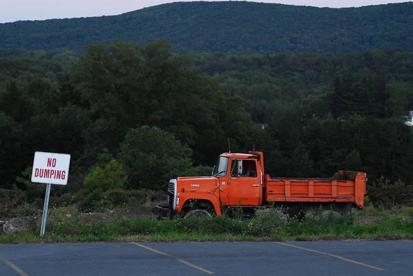 Dump Truck Photograph - Lifesize Tonka by G  Teysen