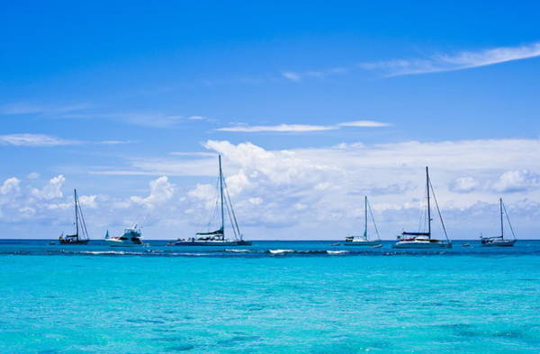 St. Maarten Photograph - Lifestyles Of The Rich And Famous by Sarita Rampersad