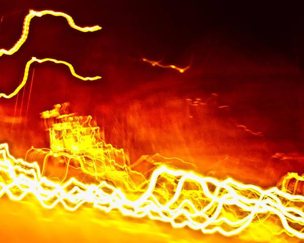 Photograph - Light 1 by Daniel Marcion