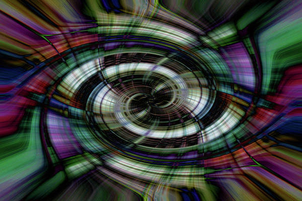 Photograph - Light Abstract 6 by Kenny Thomas