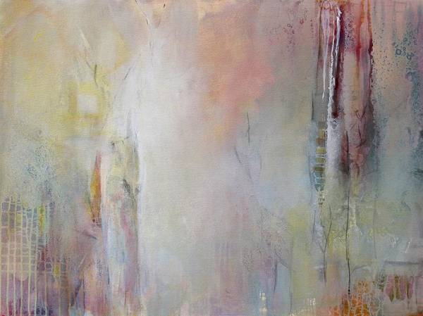 Wall Art - Painting - Light And Easy 30x40 by Karen Hale
