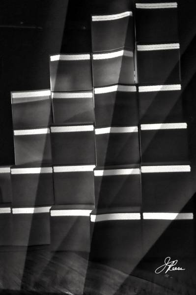 Photograph - Light And Shadow by Joan Reese