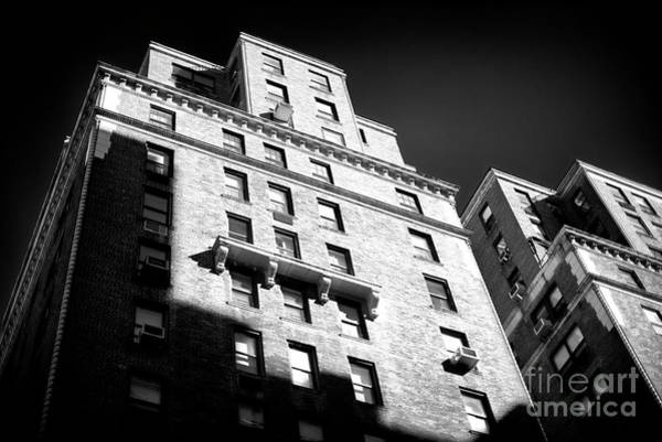 Photograph - Light And Shadows On Park Avenue by John Rizzuto