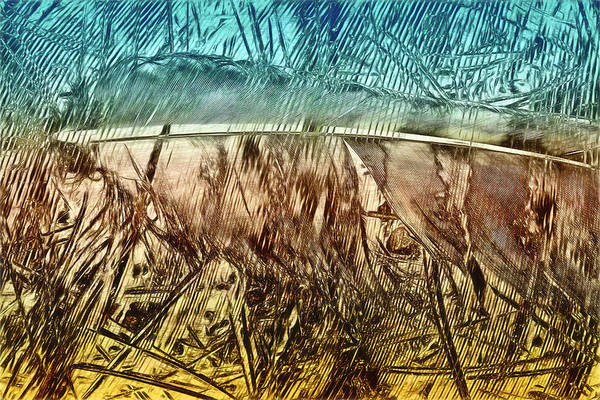 Digital Art - Light As A Feather by Becky Titus
