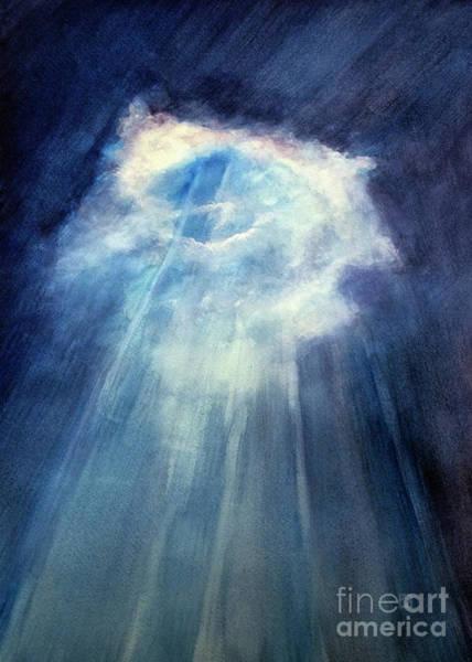 Painting - Light Beams by Allison Ashton