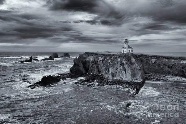 Wall Art - Photograph - Light Before The Storm by Mike Dawson