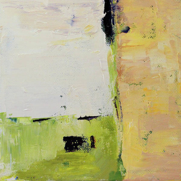 Wall Art - Painting - Light Box by Nancy Merkle