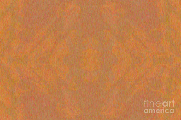 Painting - Light Brown Consciousness Abstract Design Art By Omaste Witkowsk by Omaste Witkowski