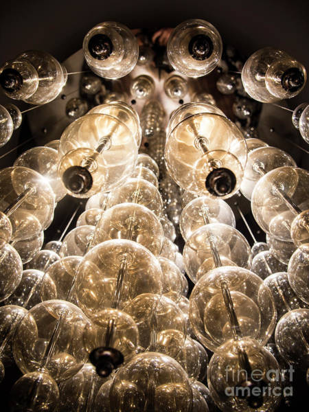 Photograph - Light Globes-5 by Steve Somerville