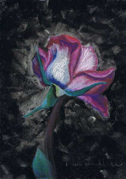 Wall Art - Pastel - Light In The Darkness II by Robin Faulkner