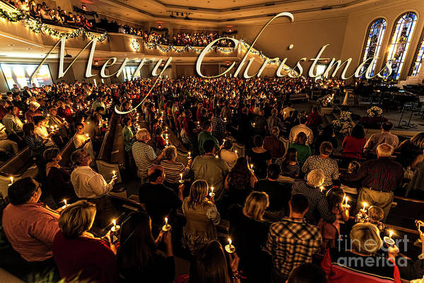 Photograph - Light Of Christmas by Anthony Baatz