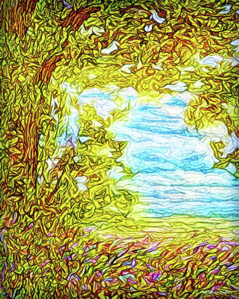 Digital Art - Light Of Golden Summer by Joel Bruce Wallach