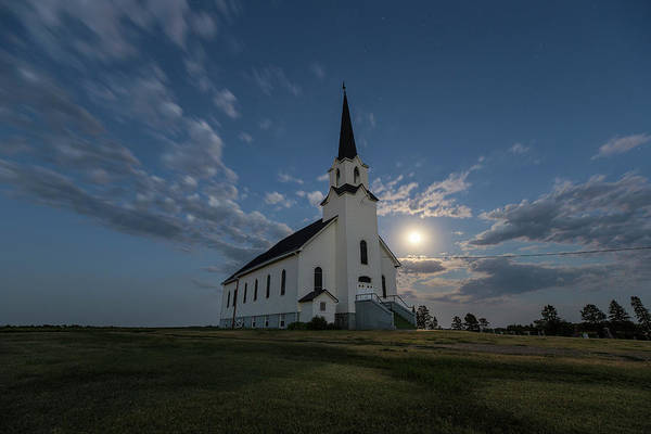 Photograph - Light Of The Moon by Aaron J Groen