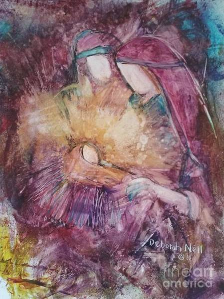 Painting - Light Of The World by Deborah Nell