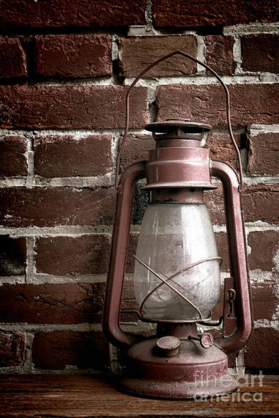Photograph - Light Past by Olivier Le Queinec