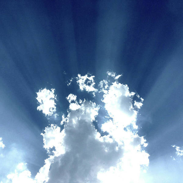 Photograph - Light Rays by Atullya N Srivastava