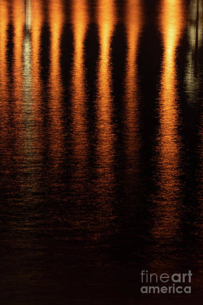 Photograph - Light Reflections In The Sea by Clayton Bastiani