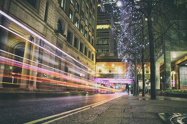 Wall Art - Photograph - Light Speed by Martin Newman