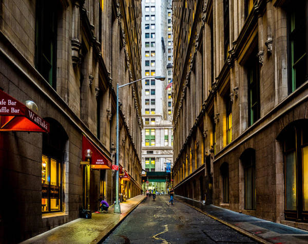 Photograph - Light Street by M G Whittingham